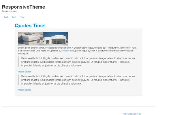 Gallery Thumbnails - Desktop